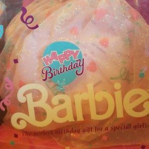 Barbie Other - Happy Birthday Barbie
